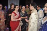 Asha Parekh, Waheeda Rehman, Helen at Blame it on yashraj play in St Andrews, Mumbai on 16th March 2014 (38)_5326d1224cad5.JPG