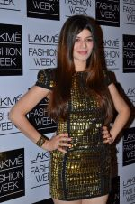 Kainaat Arora on Day 5 at LFW 2014 in Grand Hyatt, Mumbai on 16th March 2014 (417)_5326eaa4eac56.JPG