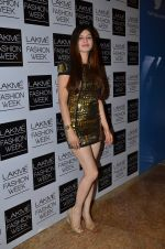 Kainaat Arora on Day 5 at LFW 2014 in Grand Hyatt, Mumbai on 16th March 2014 (419)_5326ea9ce77e0.JPG