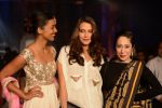Mugdha Godse, Neha Dhupia on Day 4 at LFW 2014 in Grand Hyatt, Mumbai on 15th March 2014 (637)_53265d58d331a.JPG
