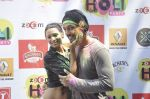 Barkha Bisht, Indraneil Sengupta at Zoom Holi celebration in Mumbai on 17th March 2014 (38)_5327e713624f4.JPG