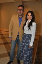 Boman Irani, Tisca Chopra at Mumbai Mantra-Sundance Screenwriters Brunch in Mumbai on 17th March 2014 (77)_53281f364304e.JPG