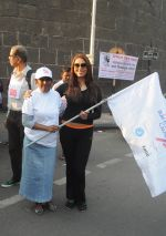 Corina Manuel & Pooja Mishra at the _Femina Marathon-Run to Save The Girl Child__5328225a9899c.jpg