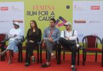 Corina Manuel, Pooja Mishra, Manav Gohil & Ali Quli at the _Femina Marathon-Run to Save The Girl Child__5328225bac3d1.JPG