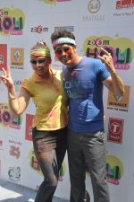 Deepshikha, Keshav Arora at Zoom Holi celebration in Mumbai on 17th March 2014 (125)_5327e73eb6c0c.JPG