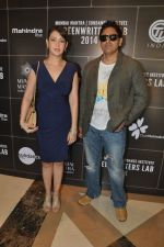 Preeti Jhangiani, Pravin Dabas at Mumbai Mantra-Sundance Screenwriters Brunch in Mumbai on 17th March 2014 (81)_53281e8b58e95.JPG