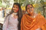 Supriya Pathak at Shabana_s Holi Celebration in Mumbai on 17th March 2014 (51)_5327e656be919.JPG