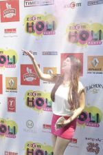 kainaat Arora at Zoom Holi celebration in Mumbai on 17th March 2014 (38)_5327e726c6dff.JPG