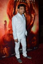 Irshad Kamil at Kaanchi music launch in Sofitel, Mumbai on 18th March 2014 (12)_53293172965b6.JPG