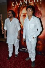 Irshad Kamil, Ismail Darbar at Kaanchi music launch in Sofitel, Mumbai on 18th March 2014 (9)_532930e021300.JPG