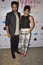 Neha Sharma, Jackky Bhagnani at Times of India_s Women_s Drive closing ceremony in Lalit Hotel, Mumbai on 18th March 2014 (38)_53293020ed63d.JPG