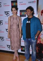 Kangana Ranaut, Vikas Bahl promote Queen in Wave Cinemas in Mumbai on 19th March 2014(6)_532ac874e9072.JPG