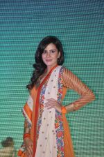 Kirti Kulhari at the Music launch of film Jal in Mumbai on 19th March 2014 (46) - Copy_532ac1952cb2c.JPG