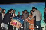 Kirti Kulhari, Purab Kohli, Saidah Jules, Girish Mallik, Sonu Niigaam, Bickram, Sunil, Rajkumar hirani at the Music launch of film Jal in Mumbai on 19th March 2014_532ac119d348c.JPG