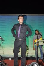Sonu Nigam at the Music launch of film Jal in Mumbai on 19th March 2014