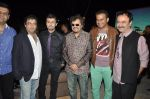 Sonu Nigam, Siddharth Kannan, Rajkumar Hirani at the Music launch of film Jal in Mumbai on 19th March 2014 (19)_532ac26b17da3.JPG