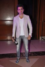 Dheeraj Dhoopar at Saath Nibhana Sathiya 100 episodes bash in J W Marriott, Mumbai on 20th March 2014 (14)_532c292b0ab5f.JPG