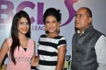 Dimple Jhangiani at Box Cricket league launch in Bandra, Mumbai on 20th March 2014 (62)_532c23ffa47d4.JPG
