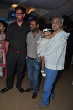 Rajat Kapoor, Resul Pookutty, Sanjay Mishra at Aankhon Dekhi premiere in PVR, Mumbai on 20th March 2014 (89)_532c2d9e32b44.JPG