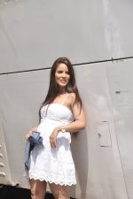 at Hume Toh Loot Liya on location in Andheri, Mumbai on 20th March 2014 (102)_532c260463721.JPG
