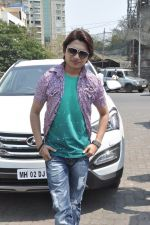 at Hume Toh Loot Liya on location in Andheri, Mumbai on 20th March 2014 (53)_532c25f63501a.JPG