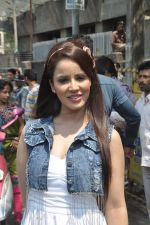 at Hume Toh Loot Liya on location in Andheri, Mumbai on 20th March 2014 (56)_532c262616932.JPG