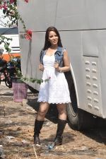 at Hume Toh Loot Liya on location in Andheri, Mumbai on 20th March 2014 (85)_532c25fd5f680.JPG