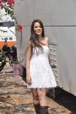 at Hume Toh Loot Liya on location in Andheri, Mumbai on 20th March 2014 (99)_532c26031375f.JPG