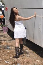 at Hume Toh Loot Liya on location in Andheri, Mumbai on 20th March 2014 (97)_532c260234933.JPG
