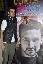 Dynamo magician at History 18 press meet in ITC Parel, Mumbai on 21st March 2014 (1)_532cf5e6ae37d.JPG