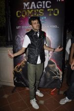 Dynamo magician at History 18 press meet in ITC Parel, Mumbai on 21st March 2014 (21)_532cf5f1ceeca.JPG