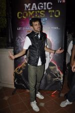 Dynamo magician at History 18 press meet in ITC Parel, Mumbai on 21st March 2014 (22)_532cf5f253e61.JPG
