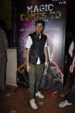 Dynamo magician at History 18 press meet in ITC Parel, Mumbai on 21st March 2014 (9)_532cf5eac41d8.JPG