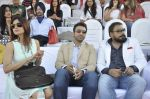 Shamita Shetty, Raj Kundra, Bunty Walia at ARC VS Argentina polo cup in RWITC, Mumbai on 21st March 2014 (47)_532cf683432b4.JPG