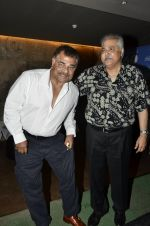 Sharat Saxena, Satish Shah at Club 60 screening on occasion of 100 days and tribute to Farooque Shaikh in Lightbox, Mumbai on 23rd March 2014 (52)_53301b39ad37e.JPG