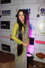 Asiya Kazi at Gr8 women Awards, Mumbai on 24th March 2014_533169ce1fcd0.JPG