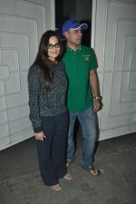 Alvira Khan, Atul Agnihotri at O Teri screening in Mumbai on 25th March 2014 (147)_5332b9dce2b72.JPG