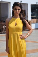 Ayesha Khanna at the Promotion of Dishkiyaoon in Sun N Sand on 25th March 2014 (71)_5332c4ff7a0cd.JPG