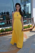 Ayesha Khanna at the Promotion of Dishkiyaoon in Sun N Sand on 25th March 2014 (83)_5332c50565c27.JPG