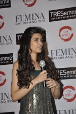 Diana Penty launches Femina Saloon and Spa_s latest issue in Andheri, Mumbai on 25th March 2014 (100)_5332bd6bab077.JPG