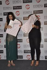Diana Penty launches Femina Saloon and Spa_s latest issue in Andheri, Mumbai on 25th March 2014 (105)_5332bd6f586fa.JPG