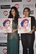 Diana Penty launches Femina Saloon and Spa_s latest issue in Andheri, Mumbai on 25th March 2014 (110)_5332bd7338de9.JPG