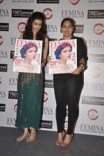Diana Penty launches Femina Saloon and Spa_s latest issue in Andheri, Mumbai on 25th March 2014 (111)_5332bd744f155.JPG