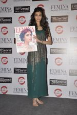 Diana Penty launches Femina Saloon and Spa_s latest issue in Andheri, Mumbai on 25th March 2014 (115)_5332bd777b8ea.JPG