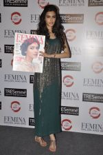 Diana Penty launches Femina Saloon and Spa_s latest issue in Andheri, Mumbai on 25th March 2014 (116)_5332bd782ac73.JPG