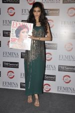 Diana Penty launches Femina Saloon and Spa_s latest issue in Andheri, Mumbai on 25th March 2014 (117)_5332bd78eb399.JPG