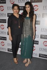 Diana Penty launches Femina Saloon and Spa_s latest issue in Andheri, Mumbai on 25th March 2014 (125)_5332bd7f8485e.JPG