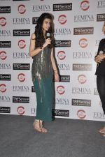 Diana Penty launches Femina Saloon and Spa_s latest issue in Andheri, Mumbai on 25th March 2014 (94)_5332bd66a3328.JPG