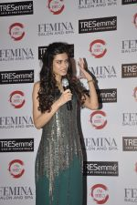 Diana Penty launches Femina Saloon and Spa_s latest issue in Andheri, Mumbai on 25th March 2014 (99)_5332bd6b1e081.JPG