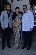 Jacqueline Fernandez, Aftab Shivdasani, Ramesh Taurani at Sindhi  Festival event in Mumbai on 27th March 2014 (11)_5335b2efa1ae3.JPG